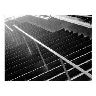 L'Asie, Japon, Tokyo. Escaliers, International 3 Carte Postale