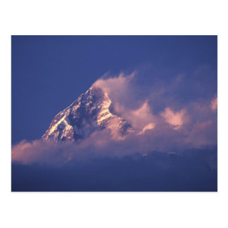 L'Asie, Népal. Machhapuchhare Cartes Postales