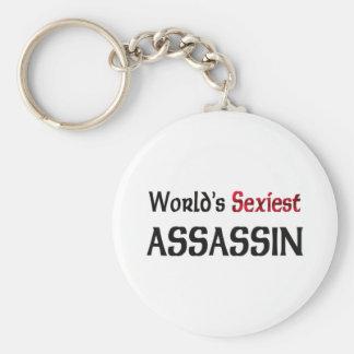 L'assassin le plus sexy du monde porte-clefs