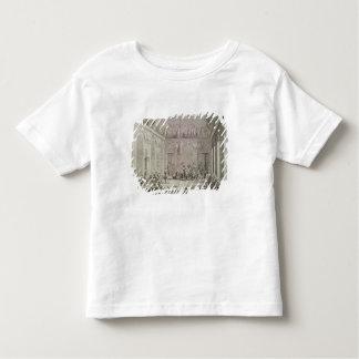 L'assistance formelle de l'annuaire t-shirt pour les tous petits