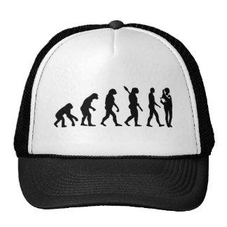 L'assistant du docteur d'évolution casquette