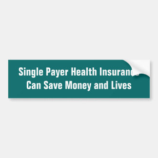 L'assurance maladie simple de débiteur peut autocollant de voiture