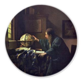 L'astronome par Johannes Vermeer