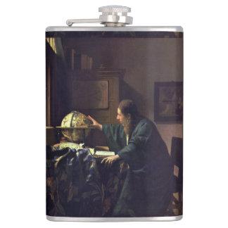 L'astronome par Johannes Vermeer 8oz