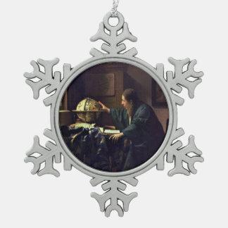 L'astronome par Johannes Vermeer Décoration De Noël