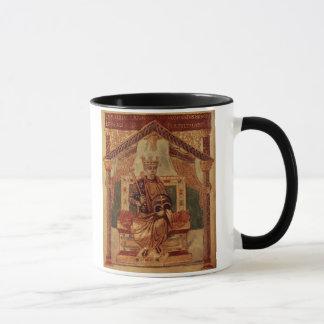 Lat 1152 f.3v Charlemagne (Carolus Magnus, Charles Mug