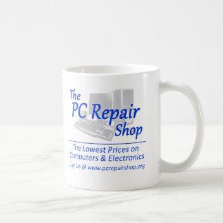 L'atelier de réparations de PC Mug