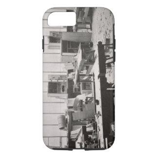 L'atelier du charpentier, des ateliers du Th Coque iPhone 8/7