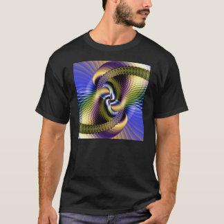 latence : éclat de l'ultraviolet t-shirt