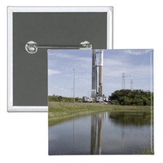 L'atlas V/Centaur arrive sur le compl de lancement Badge