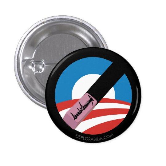 L'atout efface Obama Badge