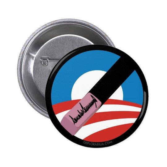 L'atout efface Obama Pin's