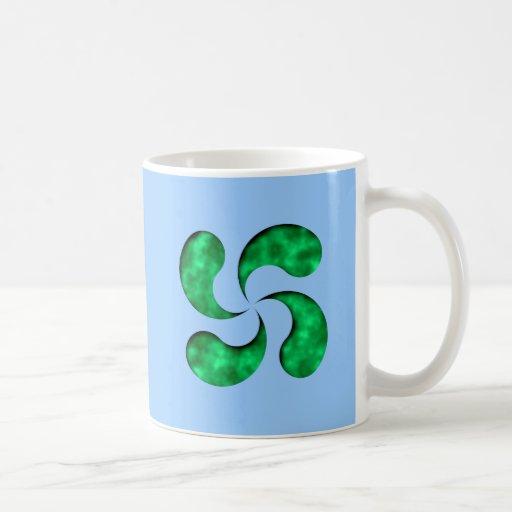 lauburu croix basque croix basque tasse à café