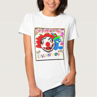 Laulanymous 676 t-shirts