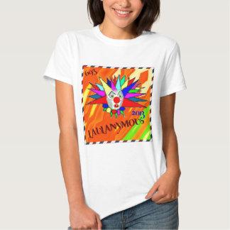 Laulanymous 693 t-shirts