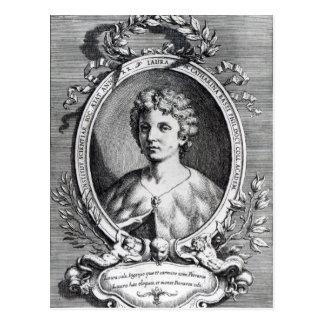 Laura Maria Caterina Bassi Carte Postale