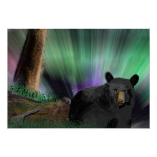 L'aurore et ours affiche