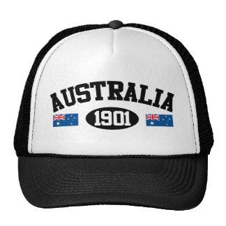 L'Australie 1901 Casquette