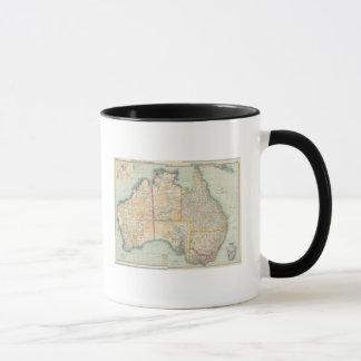 L'Australie composée Mug
