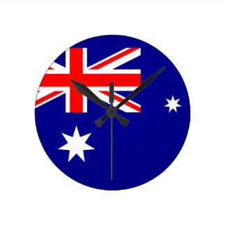l'australie horloge ronde