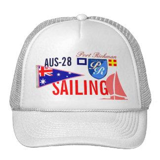L'Australie naviguant AUS-28 nautique Casquettes De Camionneur