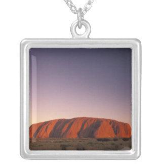 L'Australie, parc national d'Uluru Kata Tjuta, Pendentif Carré