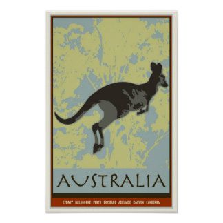 L'Australie Poster