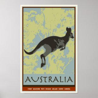 L'Australie Posters