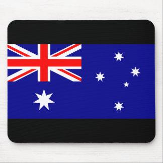 l'australie tapis de souris