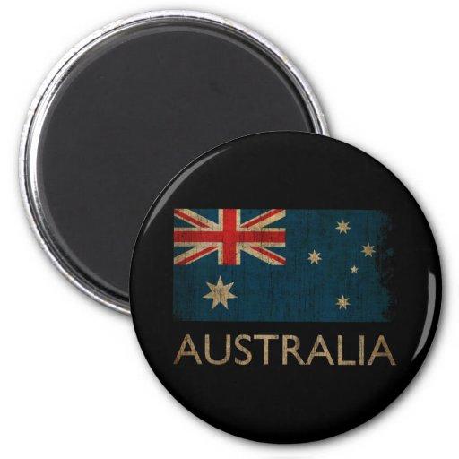 L'Australie vintage Magnets