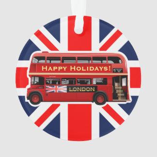 L'autobus rouge célèbre de Londres