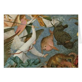 L'automne des anges rebelles, 1562 carte de vœux
