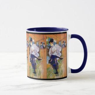 Lautrec : Danse de Jane Avril Tasses