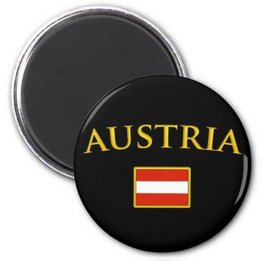 L'Autriche d'or Aimant