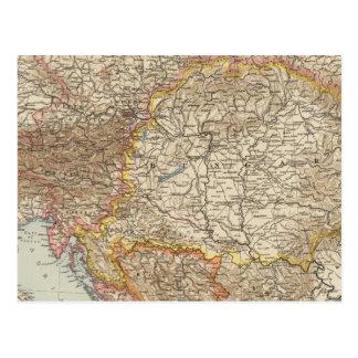 L'Autriche Hongrie 2 Carte Postale
