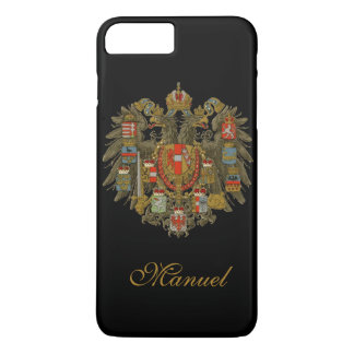 L'Autriche Hongrie PERSONNALISÉE Coque iPhone 7 Plus
