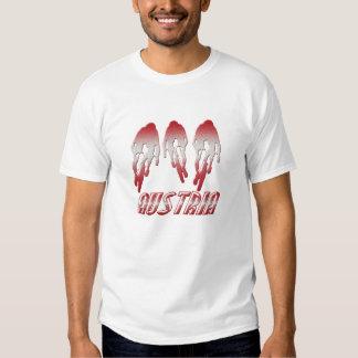 L'Autriche Le Tour 4 T-shirt