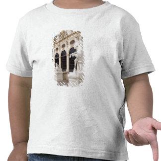 L'Autriche, Vienne, palais de belvédère, T-shirt