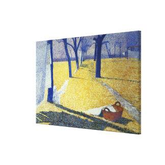 Lavant au soleil, 1905 toiles