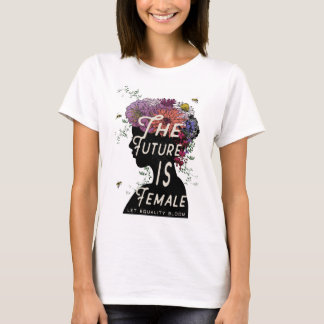 L'avenir est T-shirt femelle