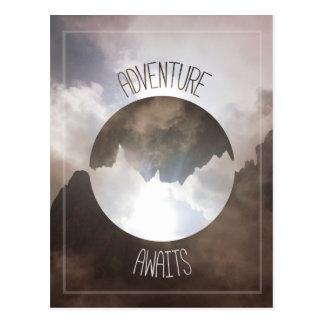 L'aventure attend la carte postale
