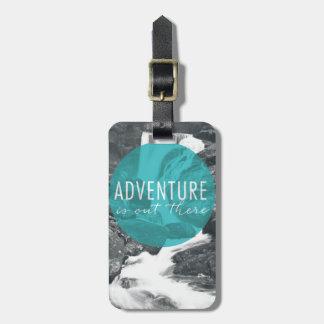 L'aventure des rivières   est là citation étiquettes bagages