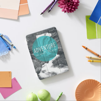 L'aventure des rivières | est là citation protection iPad mini