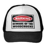 L'avertissement PRENNENT GARDE du chapeau de MARMO Casquettes De Camionneur
