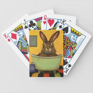 Lavez vos lièvres jeu de cartes