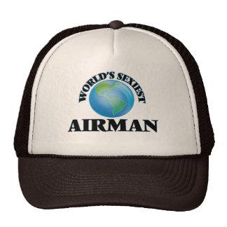 L'aviateur le plus sexy du monde casquette trucker