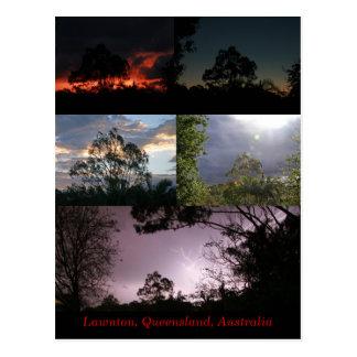 Lawnton, Queensland, Australie Carte Postale