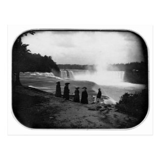 Le ~ 1853 de chutes du Niagara Cartes Postales