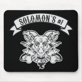 Le #1 GoatRiders Mousepad de Solomon Tapis De Souris