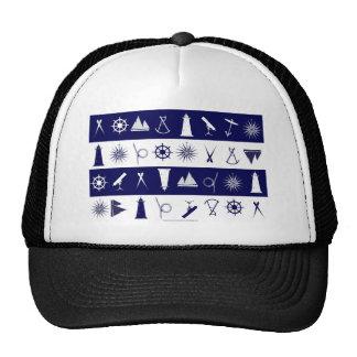 le 2a nautique des fernandes élégants casquette